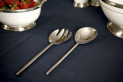 Rod Salad Fork and Spoon