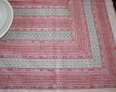 Rajasthan Tablecloth